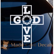 Christian Cross Decals (38)