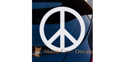 Peace Decals