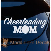 Cheerleading Decals (3)