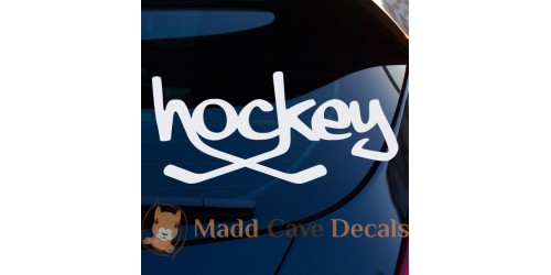 Hockey Decals