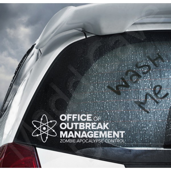 Office Of Outbreak Management - Zombie Apocalypse Control