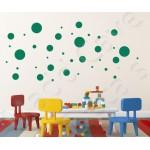 Wall Decal  - Polka Dots