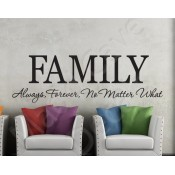 Family Wall Decals (120)