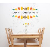 Holiday Wall Decals (1)