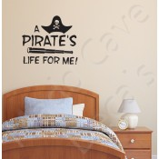 Pirate Wall Decals (17)