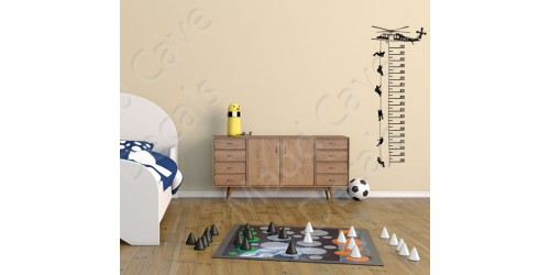 Growth Chart Wall Decals